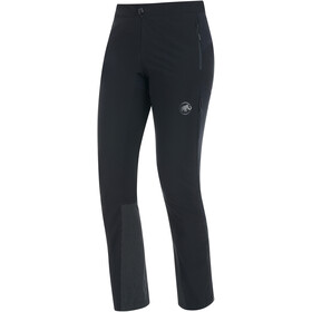 Mammut Botnica SO Broek Dames, black-black